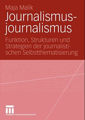 Journalismusjournalismus af Maja Malik
