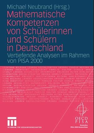 Mathematische Kompetenzen von Schulerinnen und Schulern in Deutschland