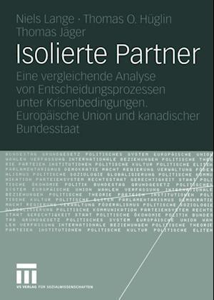 Isolierte Partner af Thomas Jager, Niels Lange, Thomas O. Huglin
