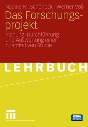 Das Forschungsprojekt af Nadine M. Schoneck, Werner Vo