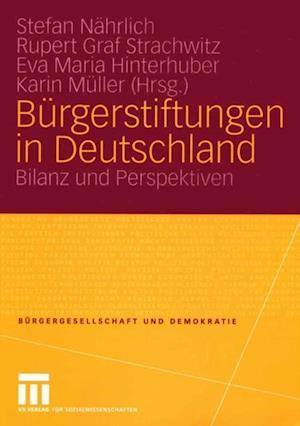 Burgerstiftungen in Deutschland