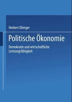 Politische Okonomie