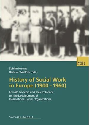 History of Social Work in Europe (1900-1960)