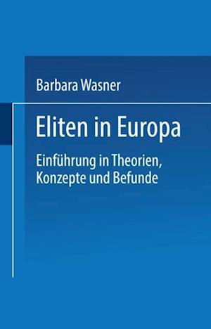 Eliten in Europa af Barbara Wasner