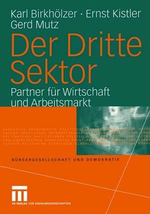 Der Dritte Sektor af Karl Birkholzer, Gerd Mutz, Ernst Kistler