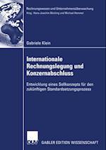Internationale Rechnungslegung und Konzernabschluss af Gabriele Klein