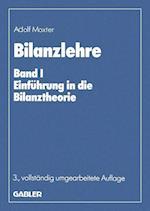 Bilanzlehre af Adolf Moxter
