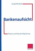 Bankenaufsicht af Bernd Rudolph