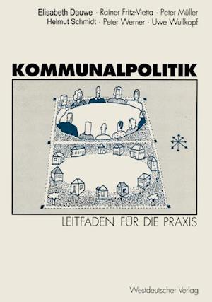 Kommunalpolitik af Peter Werner, Helmut Schmidt, Peter Muller