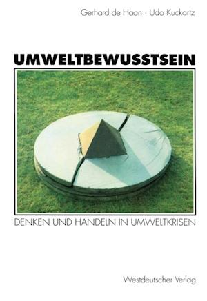 Umweltbewutsein af Udo Kuckartz, Gerhard de Haan