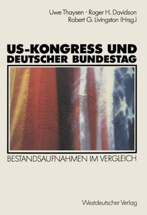 US-Kongre und Deutscher Bundestag af Uwe Thaysen