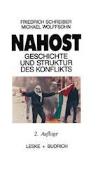 Nahost af Friedrich Schreiber, Michael Wolffsohn