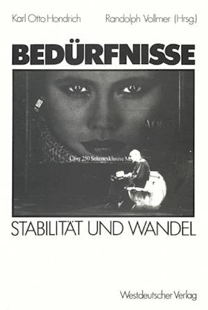 Bedurfnisse im Wandel af Karl Otto Hondrich, Klaus Arzberger