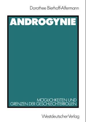 Androgynie af Dorothee Bierhoff-Alfermann