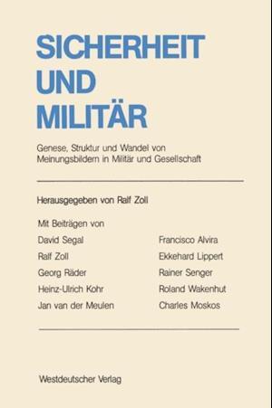 Sicherheit und Militar af Ralf Zoll