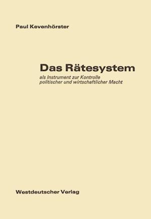 Das Ratesystem af Paul Kevenhorster