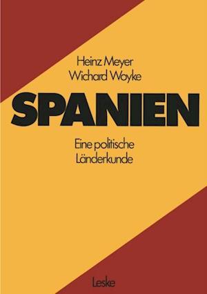 Spanien af Heinz Meyer, Wichard Woyke