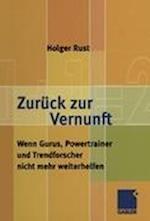 Zuruck zur Vernunft af Holger Rust