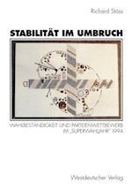 Stabilitat im Umbruch