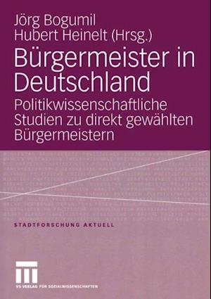 Burgermeister in Deutschland