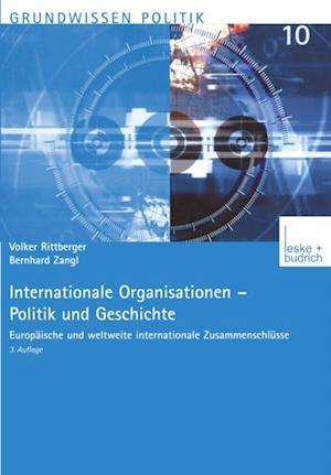Internationale Organisationen af Volker Rittberger, Bernhard Zangl