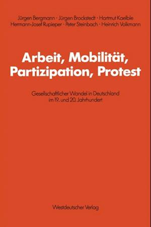 Arbeit, Mobilitat, Partizipation, Protest