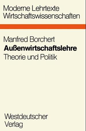 Auenwirtschaftslehre af Manfred Borchert