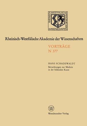 Natur-, Ingenieur- und Wirtschaftswissenschaften af Hans Schadewaldt