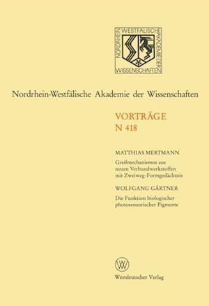 Nordrhein-Westfalische Akademie der Wissenschaften af Matthias Mertmann