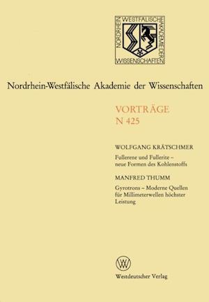 Nordrhein-Westfalische Akademie der Wissenschaften af Wolfgang Kratschmer