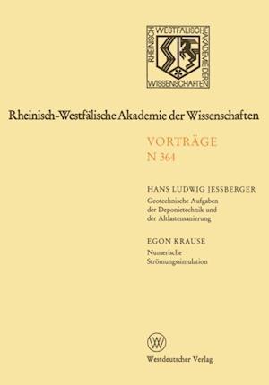 Rheinisch-Westfalische Akademie der Wissenschaften af Hans Ludwig Jessberger