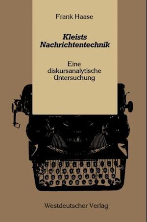 Kleists Nachrichtentechnik af Frank Haase