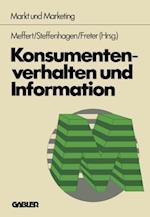 Konsumentenverhalten und Information