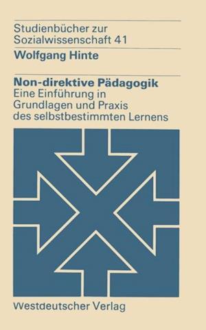 Non-direktive Padagogik