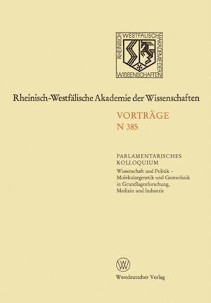 Natur-, Ingenieur- und Wirtschaftswissenschaften af Rheinisch-Westfalischen Akademie der Wissenschaften