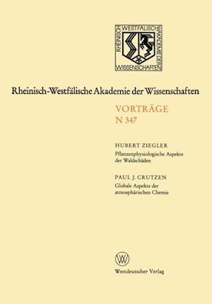 Rheinisch-Westfalische Akademie der Wissenschaften af Hubert Ziegler