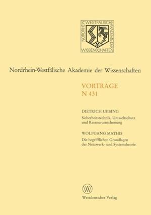 Nordrhein-Westfalische Akademie der Wissenschaften af Dietrich Uebing