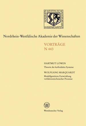 Nordrhein-Westfalische Akademie der Wissenschaften af Wolfgang Marquardt