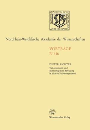 Natur-, Ingenieur- und Wirtschaftswissenschaften af Dieter Richter