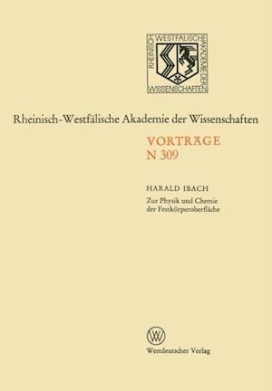 Natur-, Ingenieur- und Wirtschaftswissenschaften af Harald Ibach