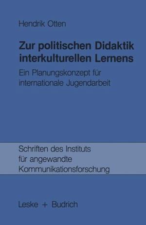 Zur politischen Didaktik interkulturellen Lernens af Hendrik Otten