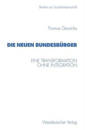 Die neuen Bundesburger af Thomas Gensicke