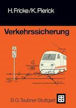 Verkehrssicherung af Hans Fricke