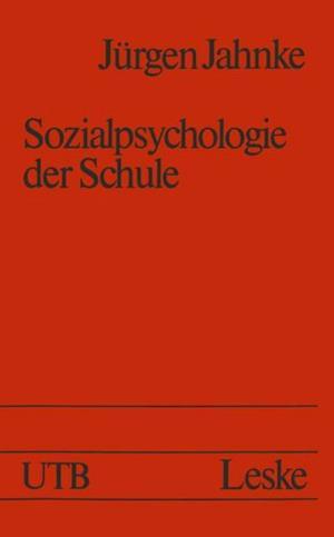 Sozialpsychologie der Schule