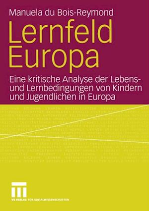 Lernfeld Europa af Manuela Du Bois-Reymond