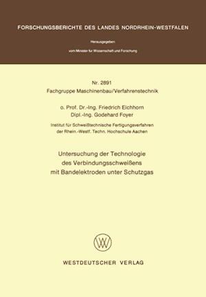 Untersuchung der Technologie des Verbindungsschweiens mit Bandelektroden unter Schutzgas
