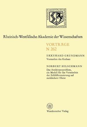 Vorstadien des Krebses af Ekkehard Grundmann