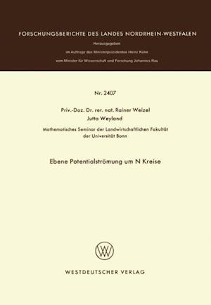 Ebene Potentialstromung um N Kreise af Rainer Weizel