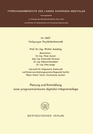 Planung und Entwicklung einer programmierbaren digitalen Integrieranlage