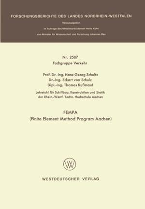 FEMPA (Finite Element Method Program Aachen)